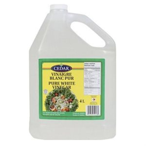 Vinegar Pure White (4x4 L / cs)